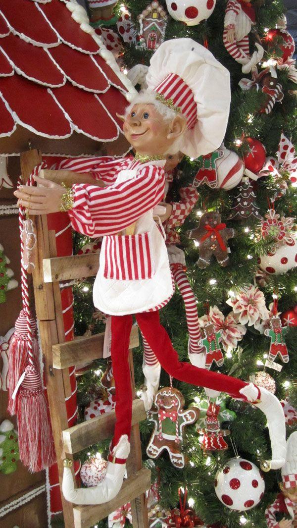 Christmas 2014 collection christmas elves pinterest for Gnomos navidenos