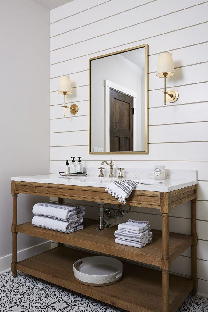 Oxford Avenue - Bathroom   Sneak Peek Design in 2020 ...