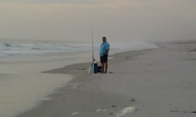 Charlie's day! Fishing Amelia Island, Florida