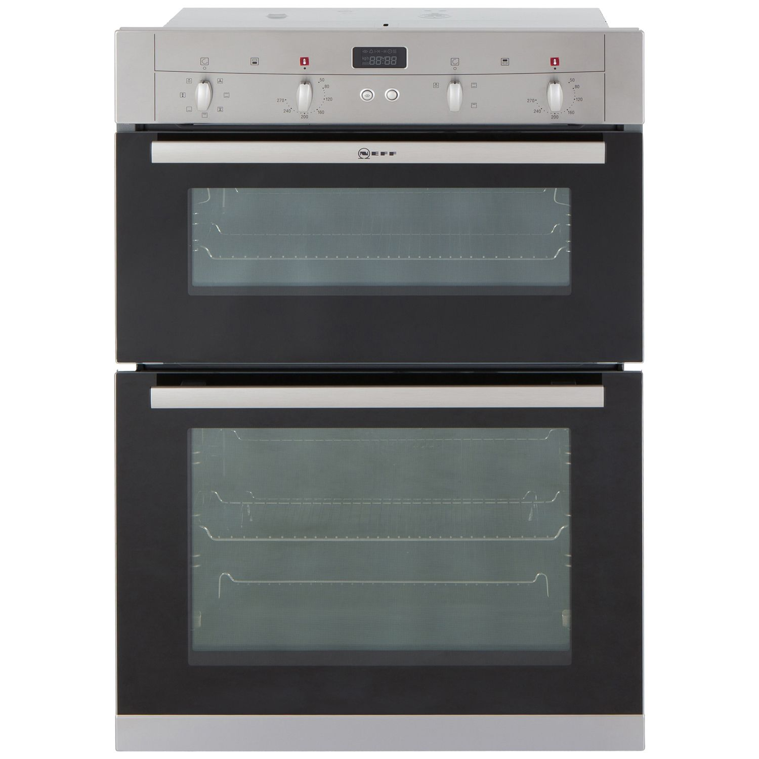 NEFF Built In Double Electric Oven | Fan oven, Oven and Electric oven