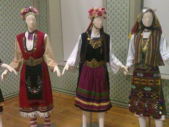 Έκθεση Παραδοσιακών Θρακιώτικων Φορεσιών / Exhibition of Traditional Thracian Costumes