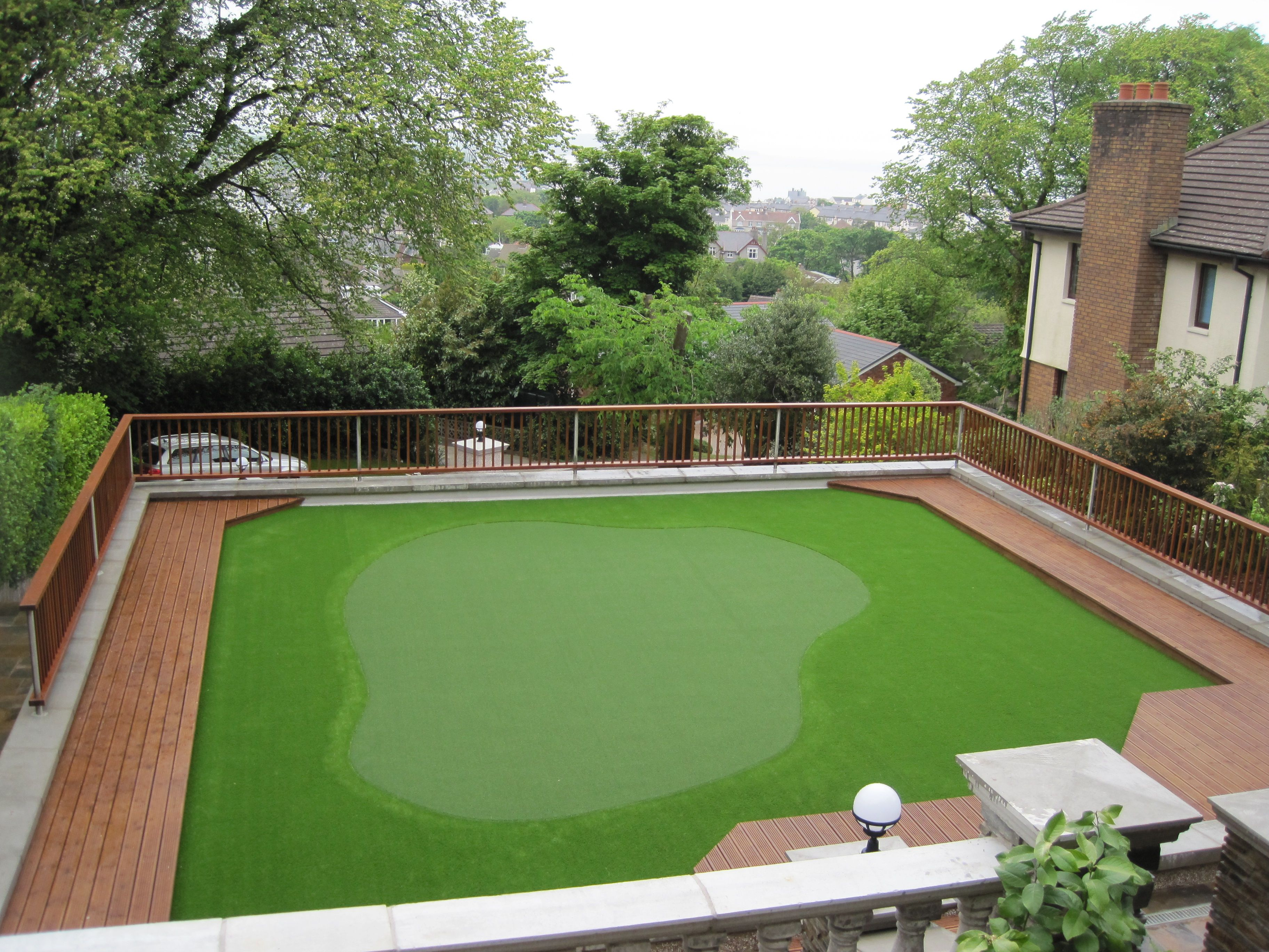 Looking for synthetic grass for a small area in the ...