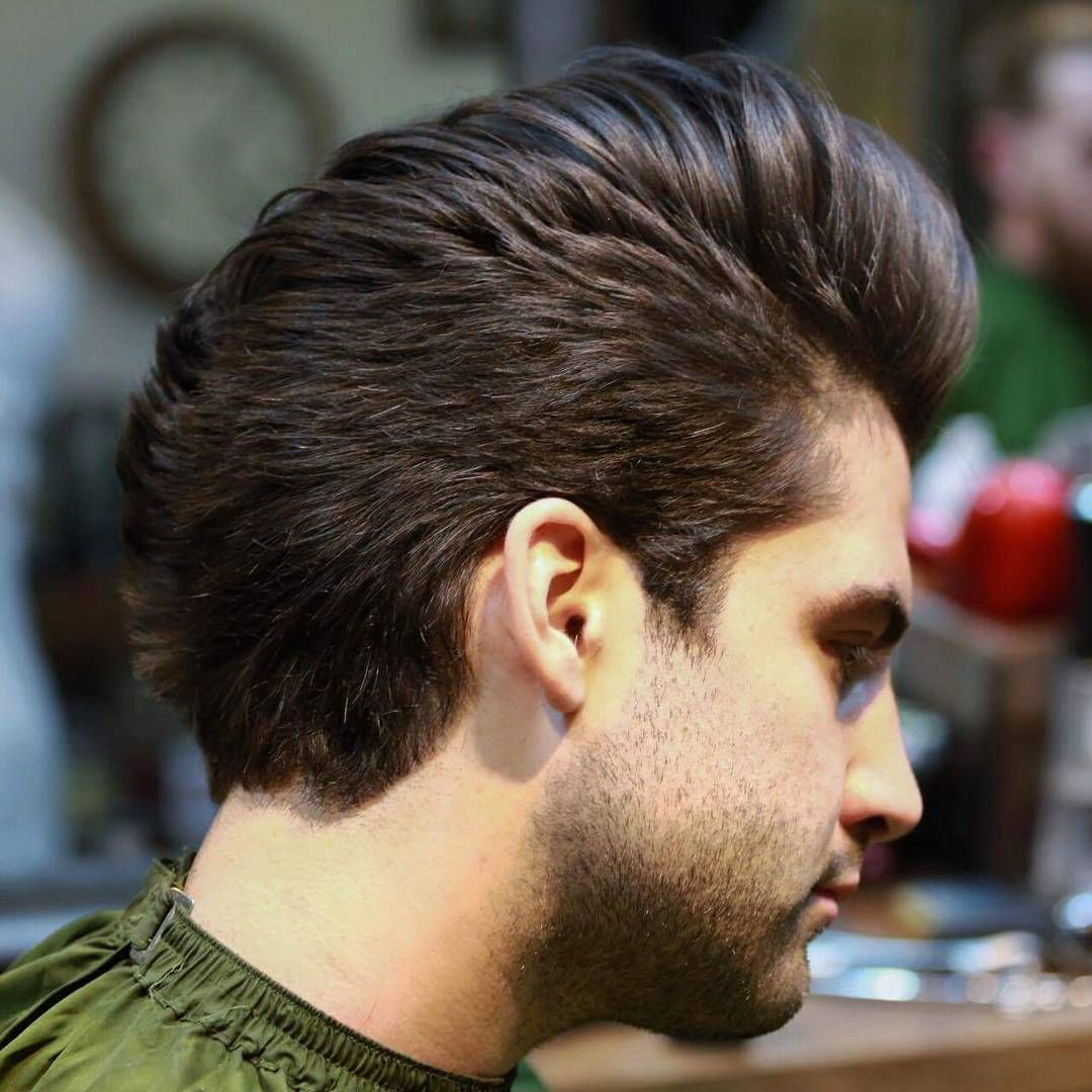 duck tail pompadour ,the hipster hairstyles for men | men hipster