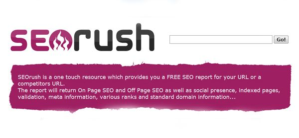 free online tools to create seo reports