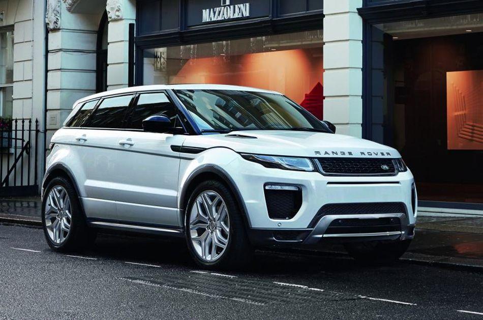 Novo Range Rover Evoque 2019 Restyling Dos Modelos Mais