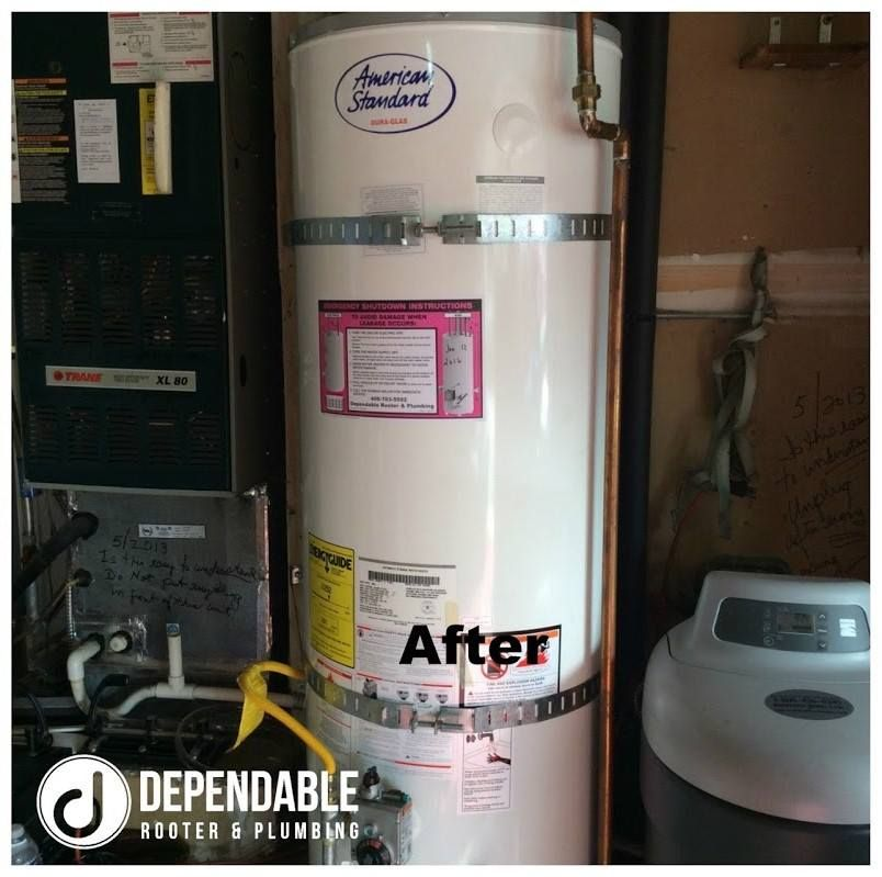 Considering Replacing Your Water Heater Well Here Is Why You Should When Your Water Heater Reaches 12 Dependable Plumbing Rooter San Jose Ca Plumb