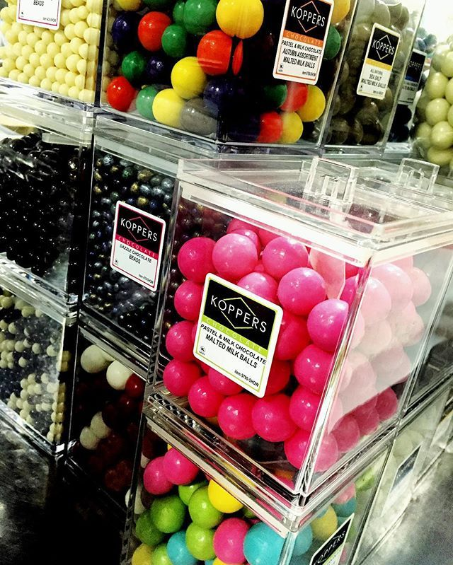 We're packing up and making our way to the Philadelphia Candy Show. Will we see you there? #factoryfriday #gourmetchocolate #candy #phillycandyshow #doac #tgif #maltedmilkballs #chocolate #pinkfriday