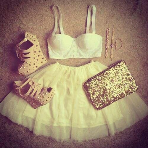 Fun flirty outfit. birthday outfit?