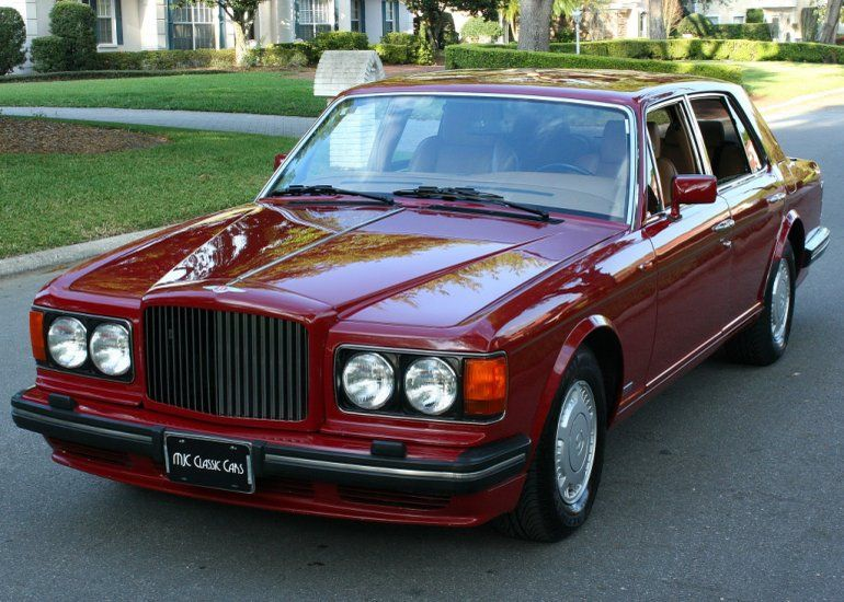 1989 Bentley Turbo R Original