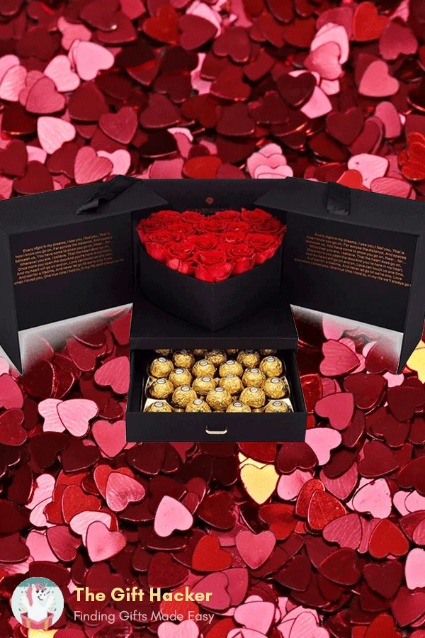 35 Best Valentine S Gifts For Her Melt Her Heart 2020 In 2021 Valentines Gift Box Simple Valentines Gifts Valentine Gifts