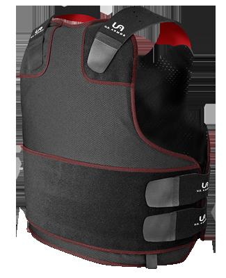U.S. Armor Enforcer XP (Back) Custom Fit Body Armor