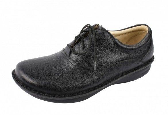"Alegria Men's ""Spock"" Black Tumble | Alegria Shoe Shop"