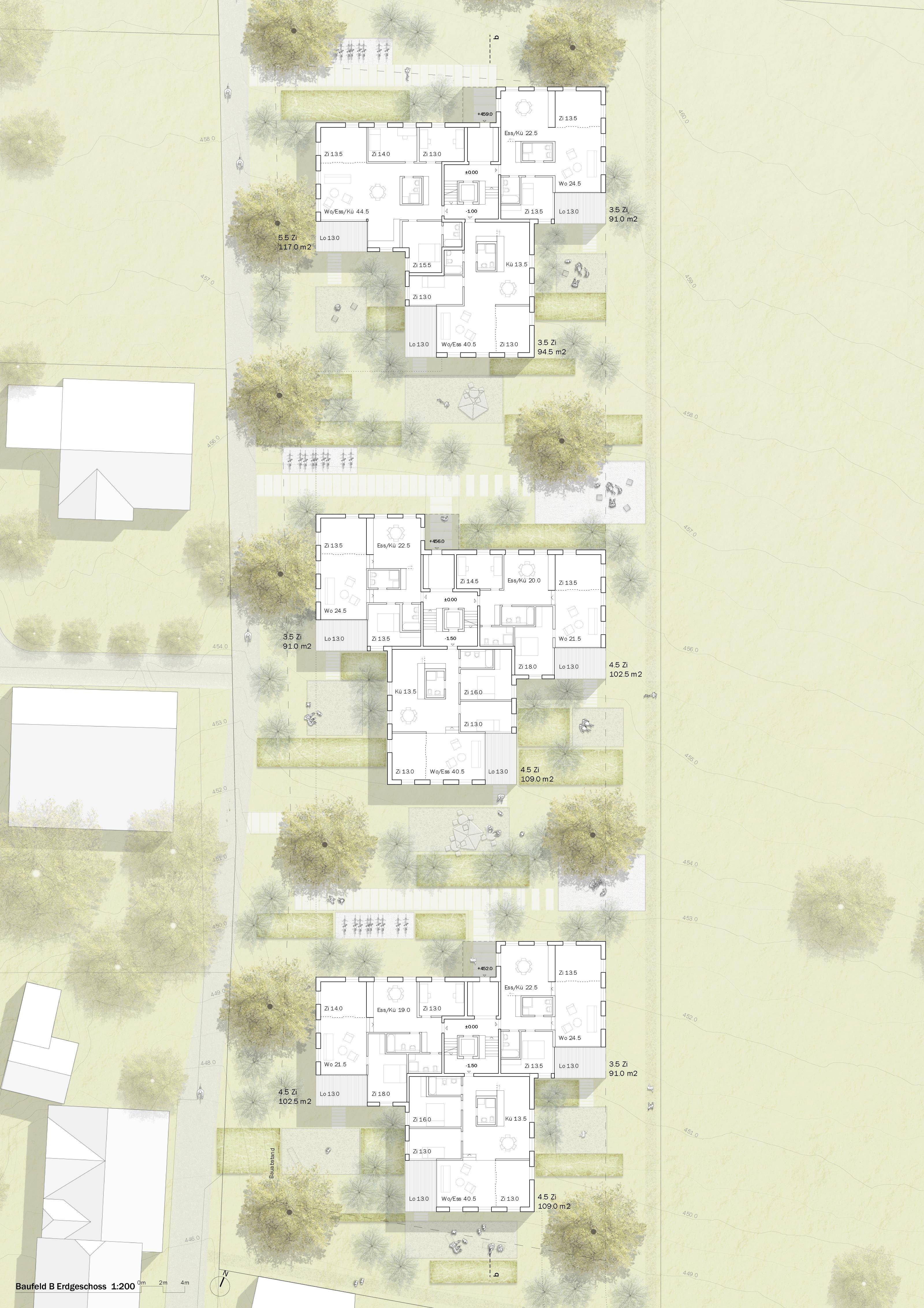 Gewinner Zur Realisierung Empfohlen Planung Wohnübe...competitionline