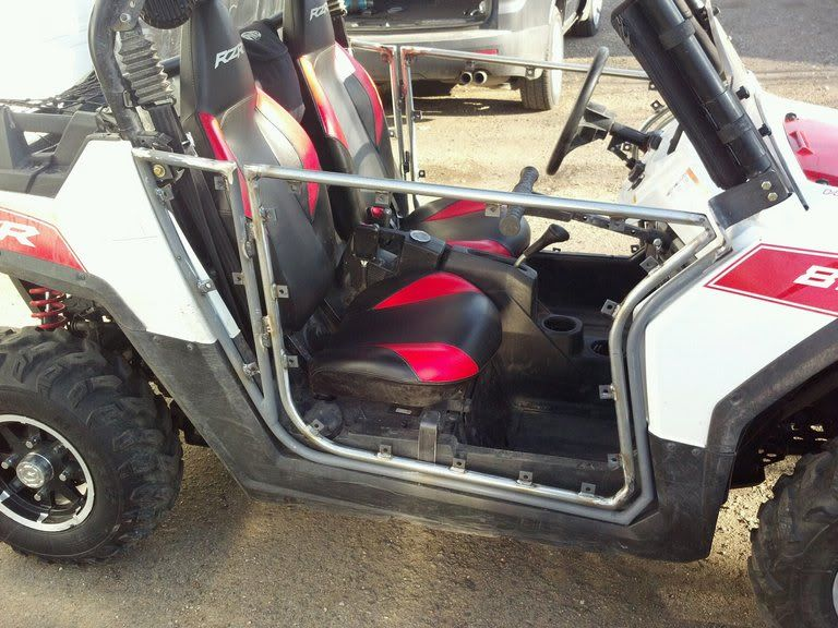 another home made door build - Polaris RZR Forum - RZR