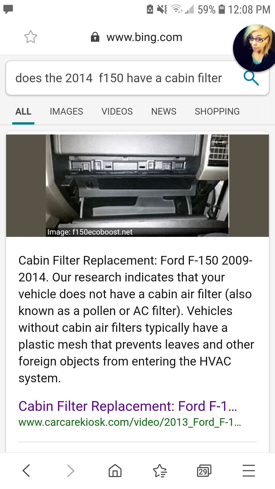 Pin By Krista Hildenbrand On Truck Truck Dale Cabin Filter Ac Filters Cabin Air Filter