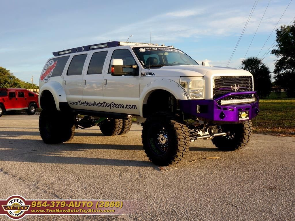 2002 Ford Excursion 2016 King Ranch 6 Door Dually Photo 1