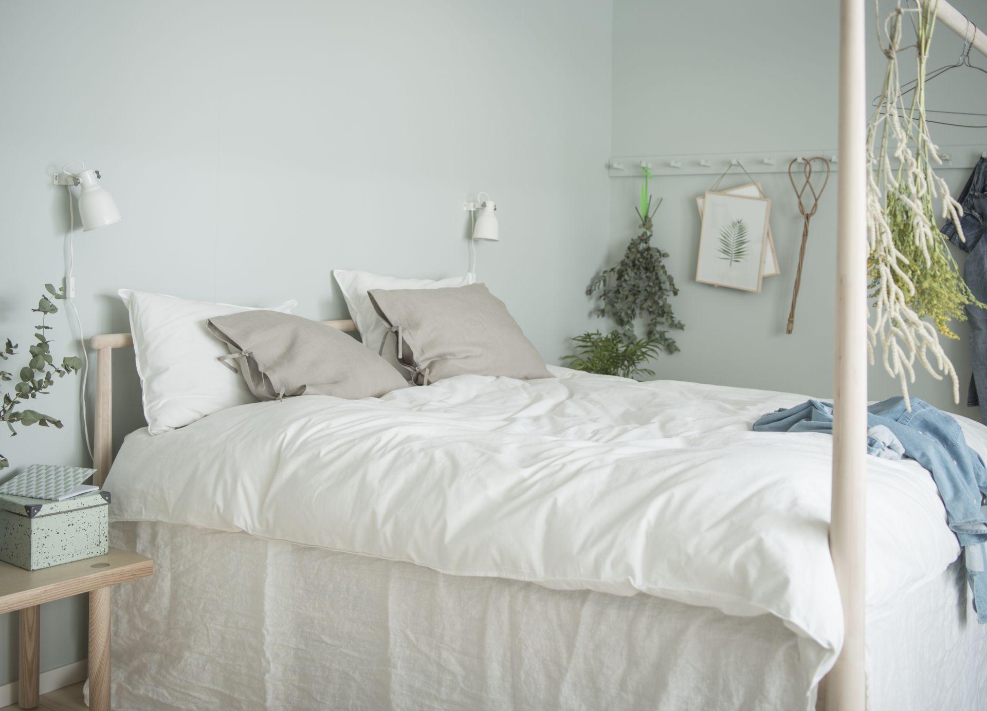 GjÖra bed ikea ikeanederland ikeanl slaapkamer slapen hout berken