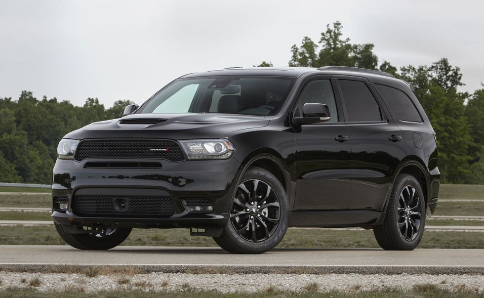Is Dodge Building A Hybrid Durango Dodge Suv Dodge Durango 3rd Row Suv