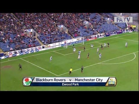 FOOTBALL -  Blackburn Rovers vs Manchester City 1-1, FA Cup Third Round Proper 2013-14 highlights - http://lefootball.fr/blackburn-rovers-vs-manchester-city-1-1-fa-cup-third-round-proper-2013-14-highlights-4/
