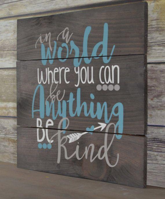 Inspirational Wood Sign Inspirational Wood Wall Art