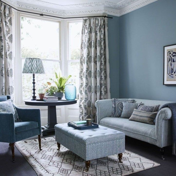 18 Easy Budget Decorating Ideas That Won T Break The Bank: Pretty Living Room Curtain Design Ideas For Cozy Place13