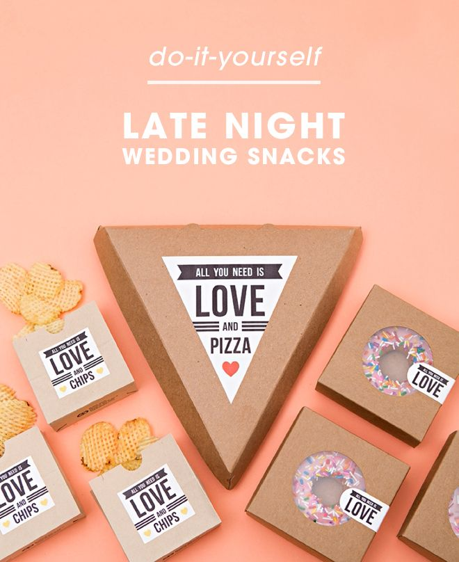 All you need is love and late night wedding snacks late and late night wedding snacks wedding snacksdiy solutioingenieria Gallery