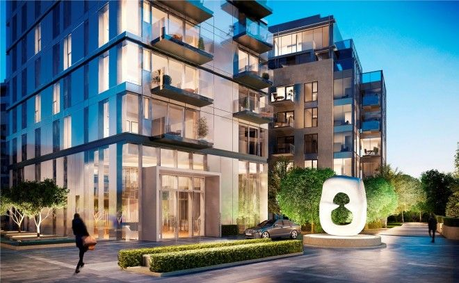 Room for Squares: Capco launches first new-build resi development, Lillie Square in Earls Court
