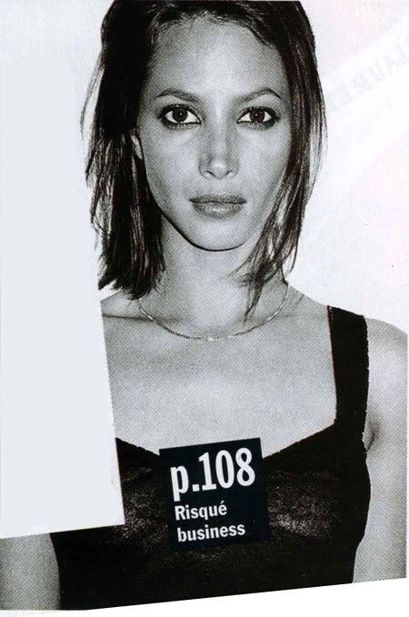 ☆ Christy Turlington   Photography by Terry Richardson   For Allure Magazine US   July 1997 ☆ #Christy_Turlington #Terry_Richardson #Allure_Magazine #1997
