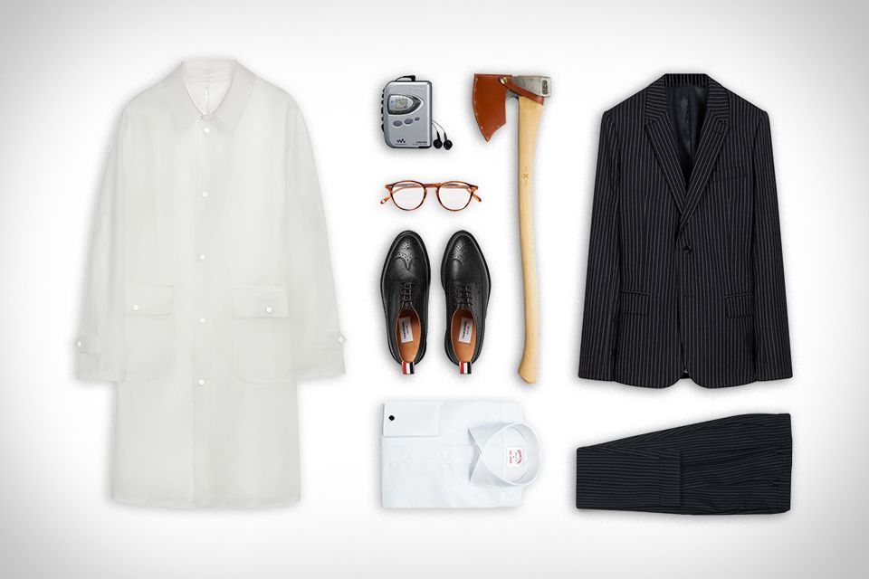 Garb: Bateman | Uncrate com - Garb | Jacket buttons