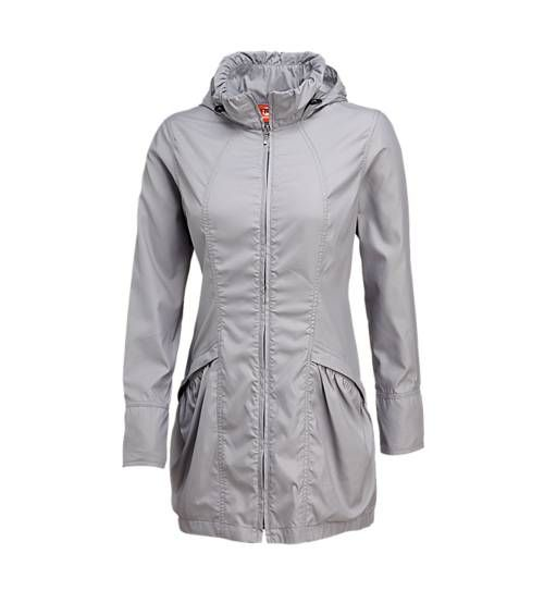 ed771440 Polished performance for urban landscapes, our Anouk Long jacket ...