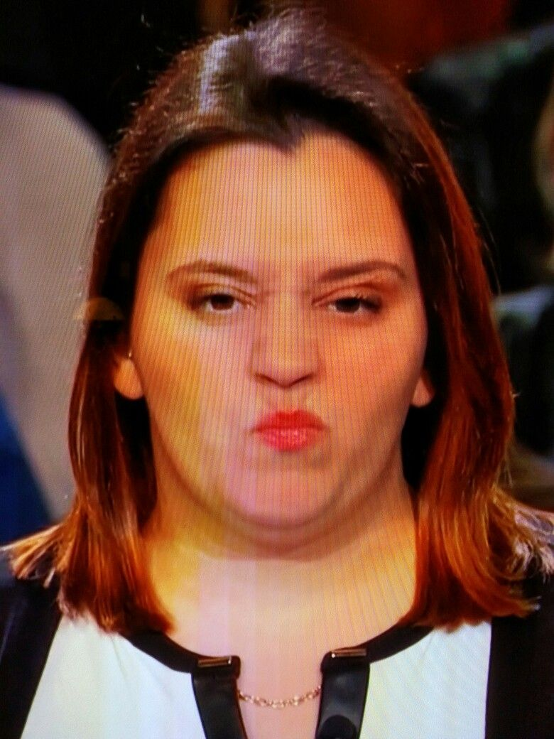 Ugly People Of Judge Judy Part A Of A Bad Facial Tic Ugly