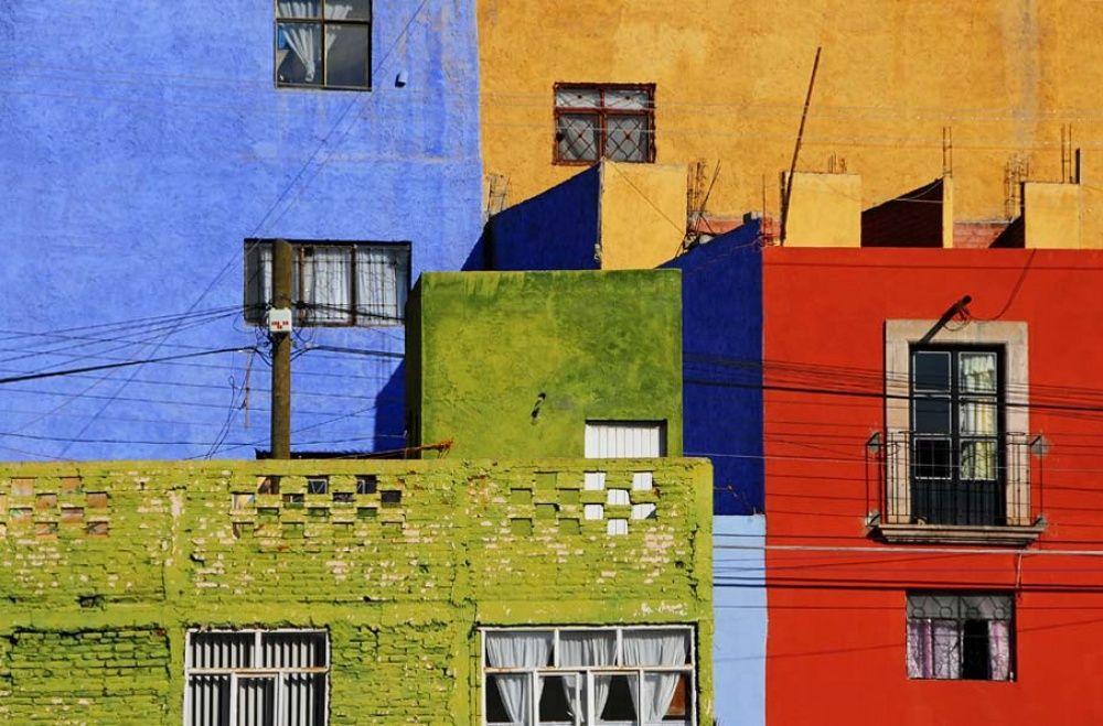 © skiphunt Архитектура города Сакатекас. Мексика