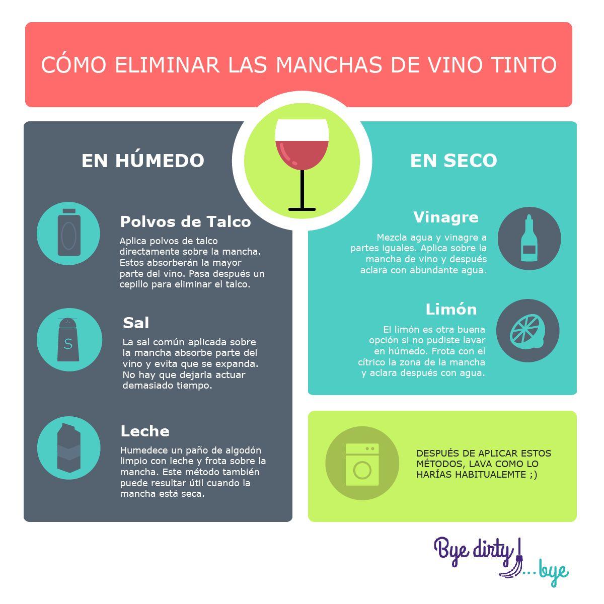 Empresa De Limpieza En Madrid Trucos Limpieza Eliminar Manchas Vino Tinto Manchas De Vino Manchas De Vino Tinto Trucos De Limpieza