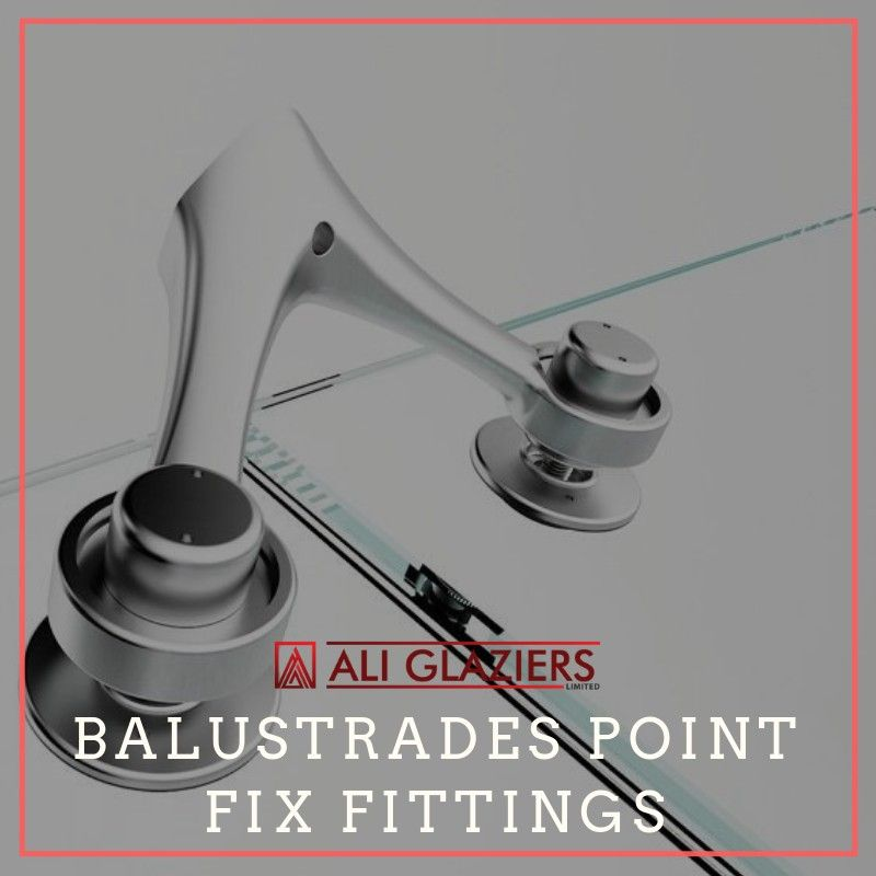 Balustrades Fittings Fittings Glass Shower Shower Cubicles