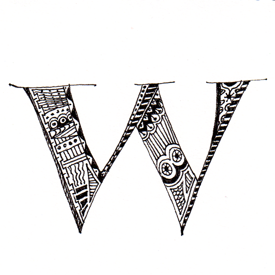 Maori-Inspired Alphabet #maoriletters (With Images