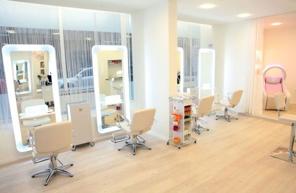 Decoracao de salao de beleza tudo o que voce precisa saber - Salon pequeno moderno ...