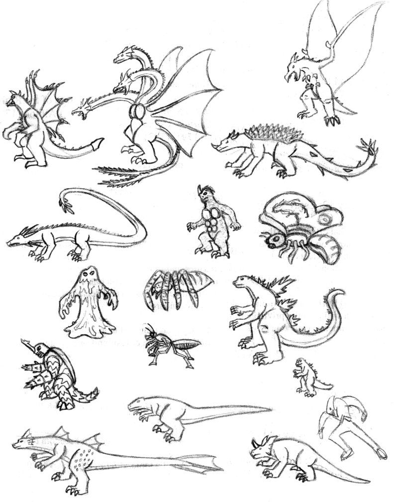 Monster Legends Coloring Pages Free Http Www Wallpaperartdesignhd Us Monster Legends Coloring Pages Free 48502 Monster Legends Coloring Pages Cool Monsters
