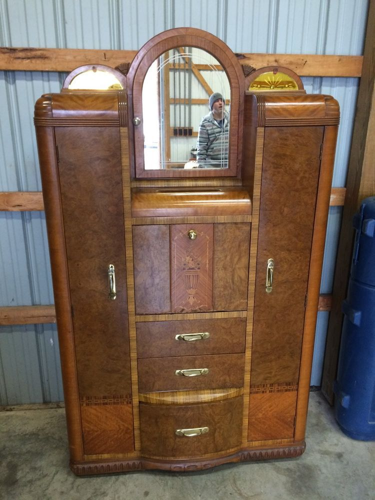 in Antiques, Furniture, Beds & Bedroom Sets Waterfall