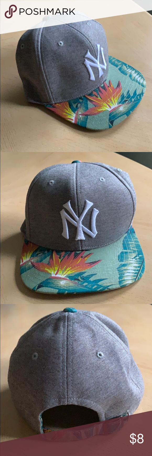 American Needle Ny Yankees Fitted Baseball Hat Baseball Hats American Needle Ny Yankees