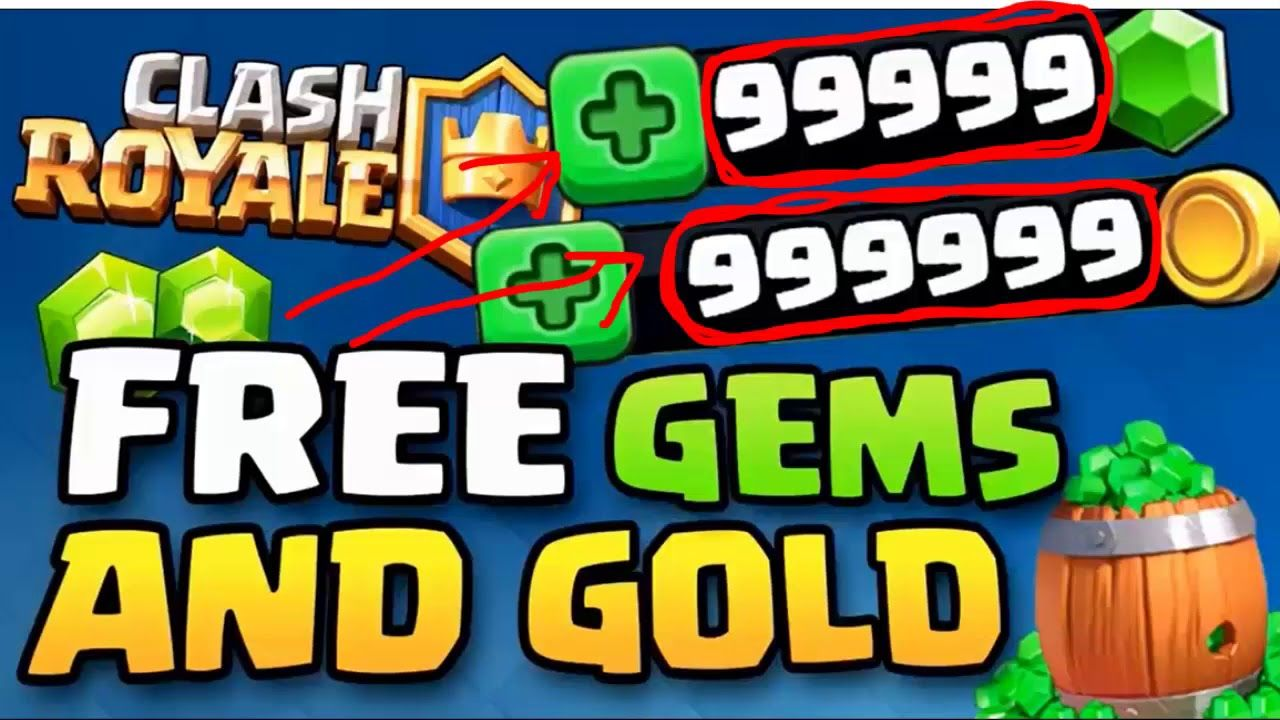 Clash Royale hack for Unlimited Gems and Coins 2019 | Hack Games