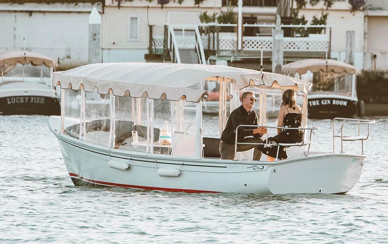 Boat rental duffy electric boats newport beach ca in