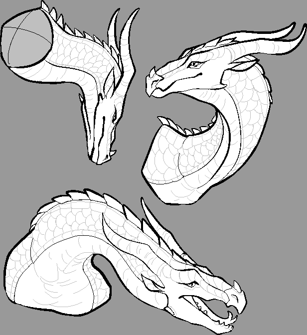 Skywing Head Bases