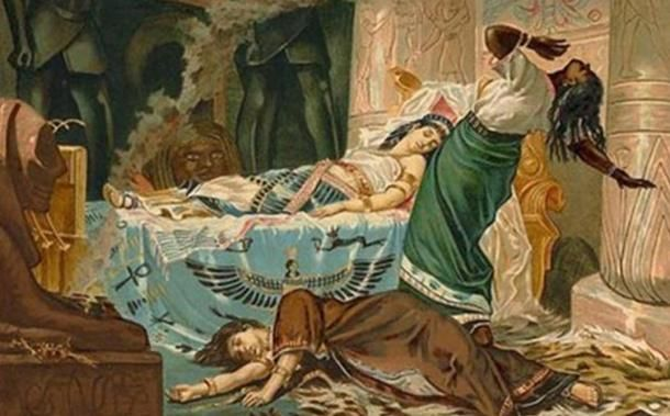 Searching For The Lost Tomb Of Antony And Cleopatra Cleopatra Artist History Painting