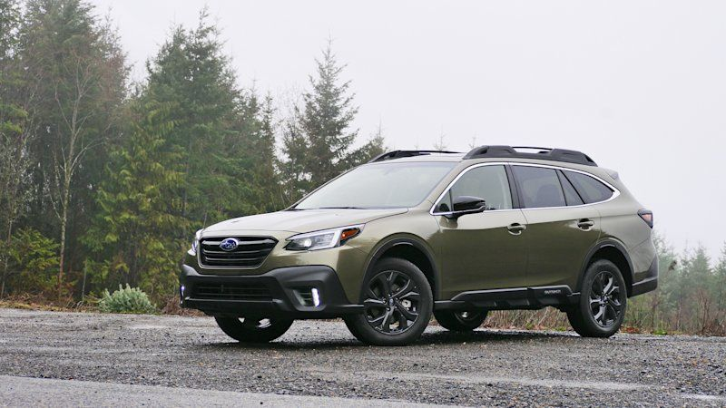 2020 Subaru Outback Review & Buying Guide All hail the