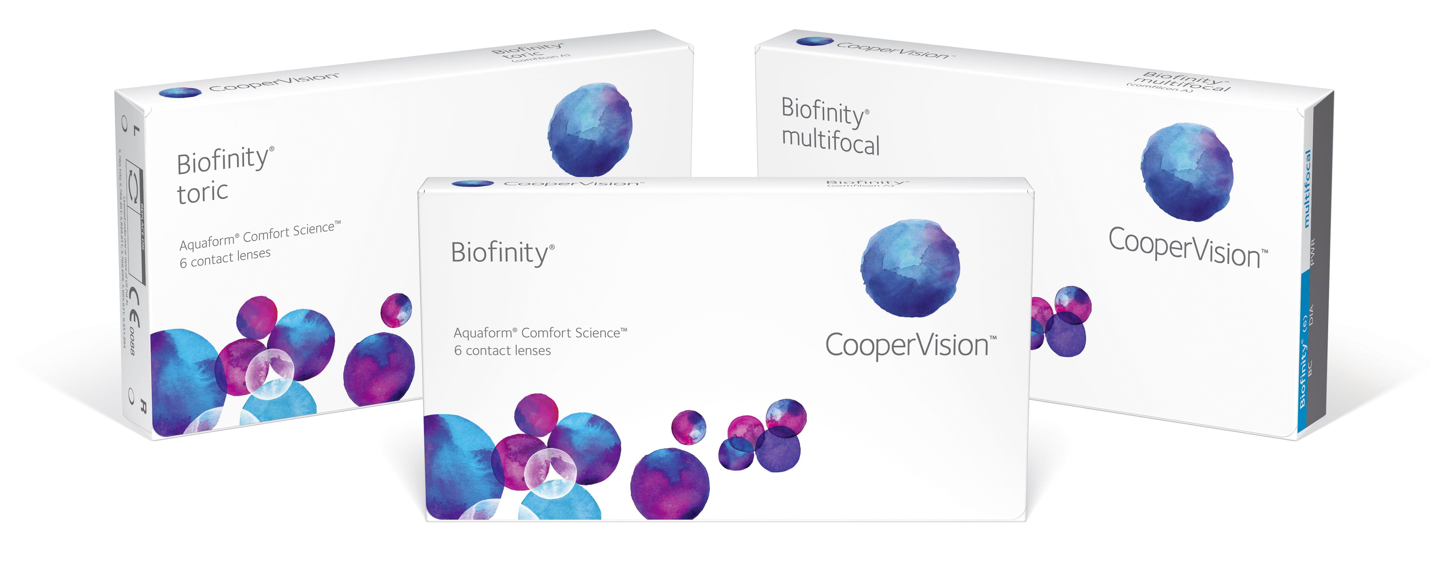 1b7b8379c161 Biofinity contact lenses  coopervision