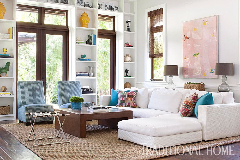 Stylish, Family-Friendly Home in Miami | Traditional Home | Home ...