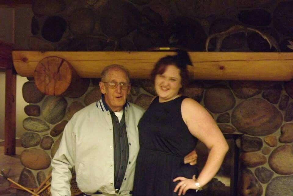 Dad Cal and Kori