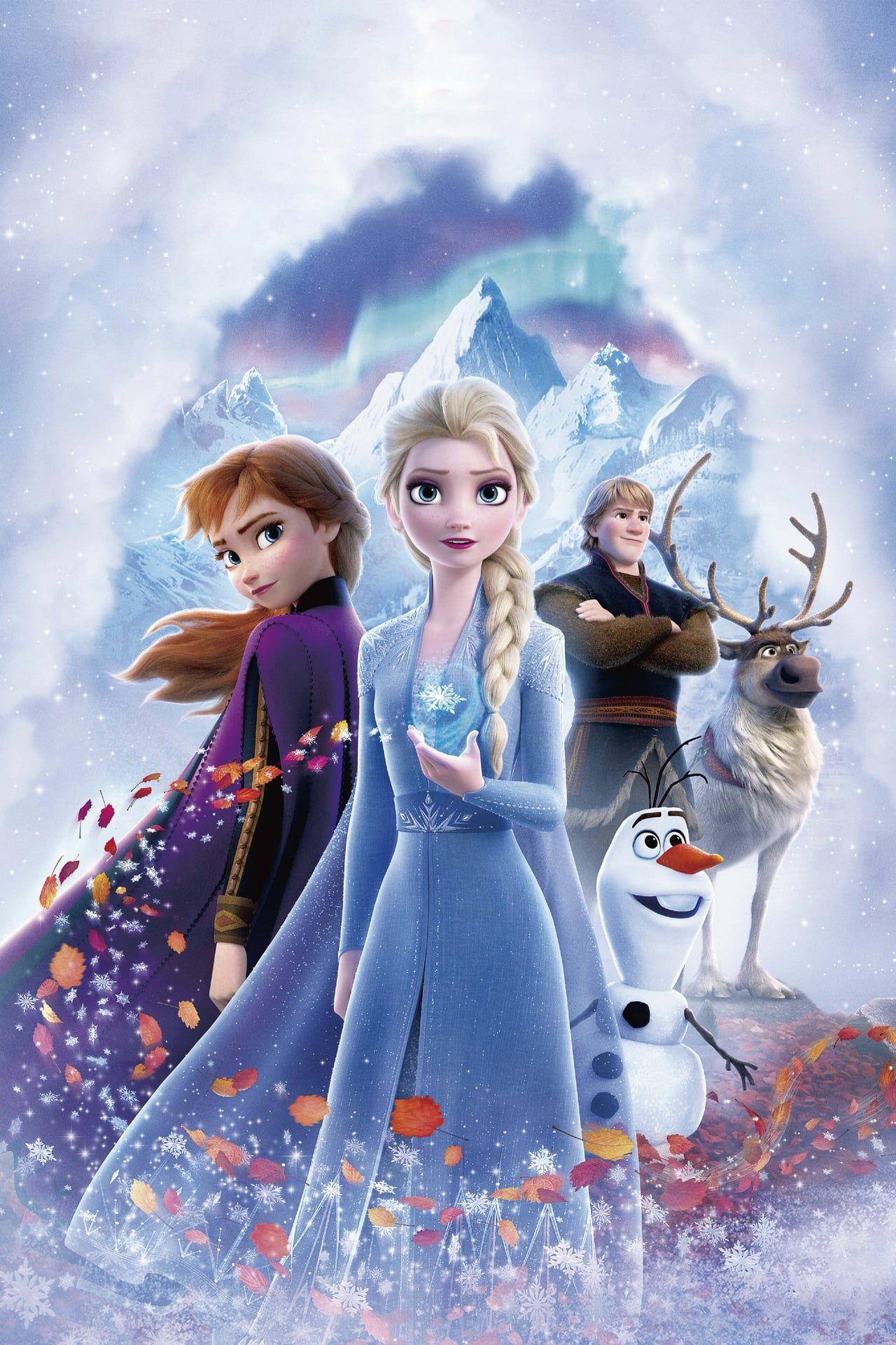 foto de Regarder un film La Reine Des Neiges 2 [2019] (avec images ...