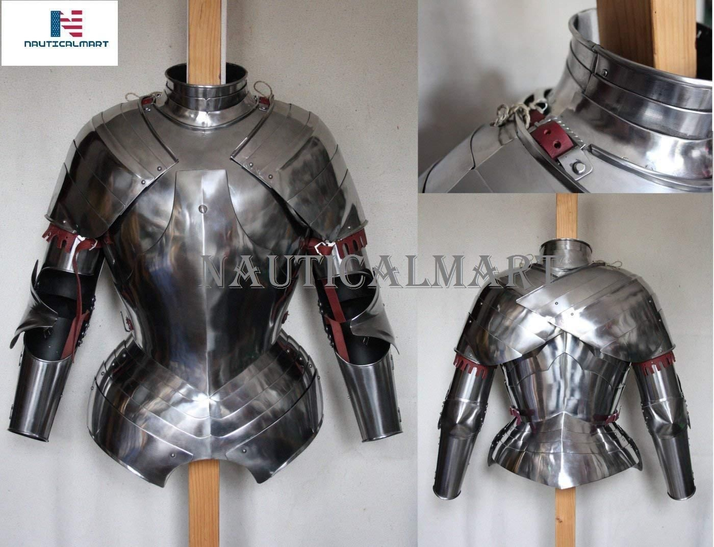 Pin On Halloween Half Suit Of Armor Nauticalmart