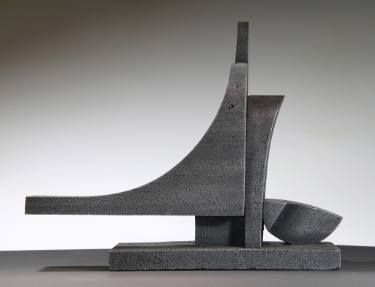 """Saatchi Art Artist Richard Arfsten; Sculpture, """"Dark Frigate by Richard Arfsten"""" #art"""